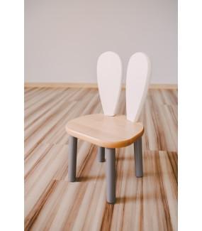 kolorowe krzesełko dla dziecka