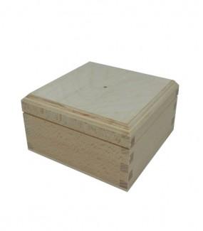 pudełko z drewna do decoupage