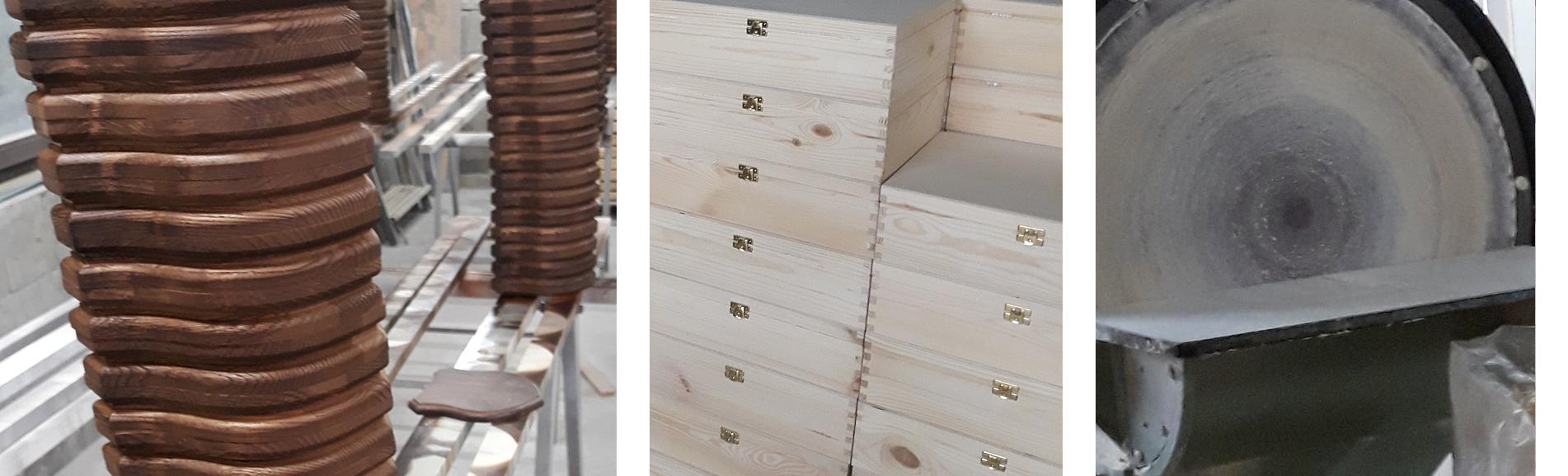 Ogromnie Producent skrzynek drewnianych MedStol Plus EU78