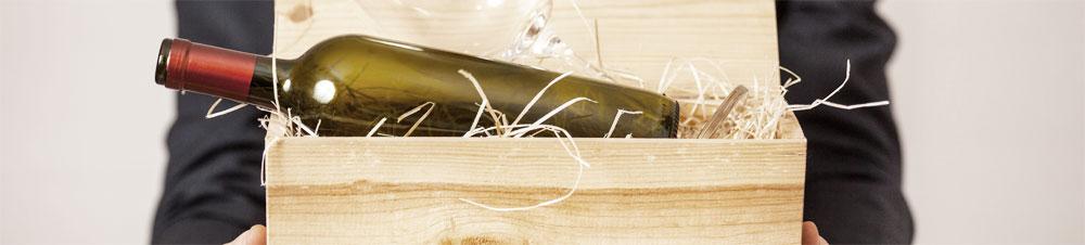 producent skrzynek z drewna na wino
